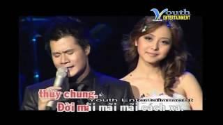 ( Karaoke )Dạ Khúc Cho Tình Nhân - Quang Dũng
