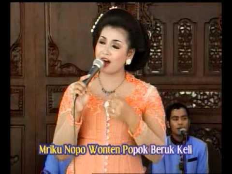 Popok Beruk Keli, voc. Indri (mBoke nDembik) cs.Sangkuriang