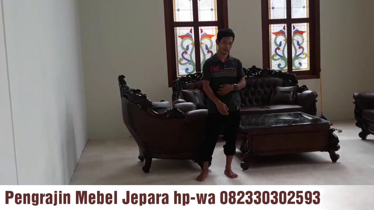 Kursi Tamu Jepara Kursi Tamu Jepara Terbaru 2018 Kursi Sofa Kayu