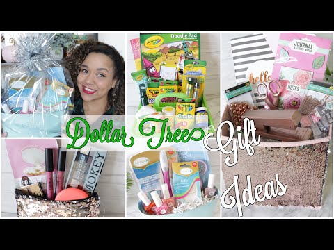 Dollar Tree Haul Gift IDEAS
