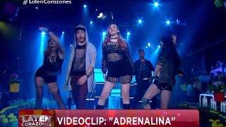 """Videoclip de la cancion  """"Adrenalina"""" - Laten Corazones"""