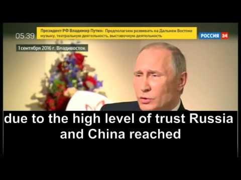"EXCLUSIVE: Putin on Kuril Islands ""dispute"" with Japan - We do not trade territories"
