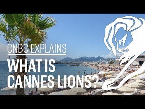 What is Cannes Lions? | CNBC Explains