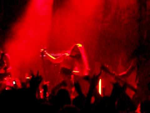 Epica - Sensorium (live in Prague, Abaton 2009)