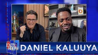 Daniel Kaluuya On Telling Chairman Fred Hampton's Story On Film