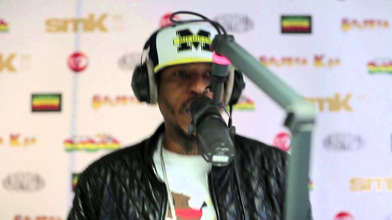 DADDY MORY Freestyle @ Selecta Kza Reggae Radio Show 2014 ...