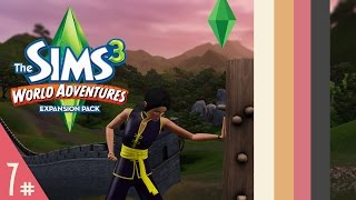 Sims 3: World Adventures | Part 7 | Kung Fu Master