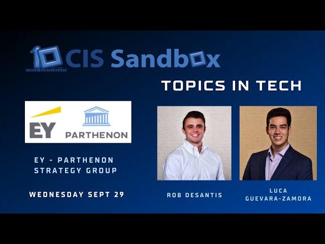 EY-Parthenon - Topics in Tech