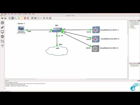 GNS3 Talks: Python for Network Engineers with GNS3 (Part 13) - Netmiko, SSH, Python Cisco switches