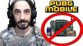 SAĞLIK EŞYASI KULLANMAK YOK - PUBG Mobile