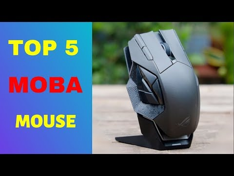 Best MOBA Gaming Mouse - Top 5  Mice For LoL, Dota 2 & Hots(Used By The ...Top Players)