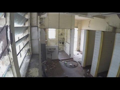 A Look Inside Abandoned Toilet Block In Sydney