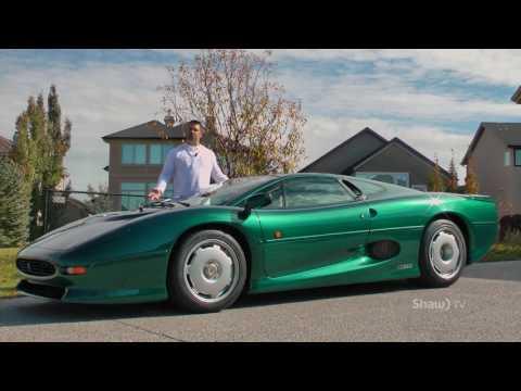 Ferrari F50 vs Diablo SE30 vs Jaguar XJ220  and other Collector Car Reviews.