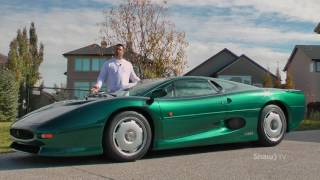 Ferrari F50 vs Diablo SE30 vs Jaguar XJ220  and other Collector Car Reviews.