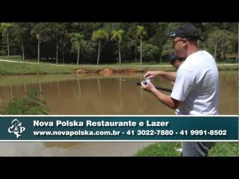 Pescaria de tilápias com bóia de arremesso e ração artificial - Confraria&Pescaria
