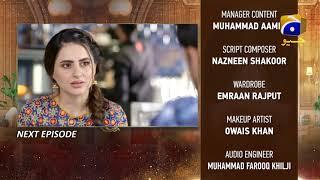 Bechari Qudsia - Episode 11 Teaser - 28th July 2021 - HAR PAL GEO