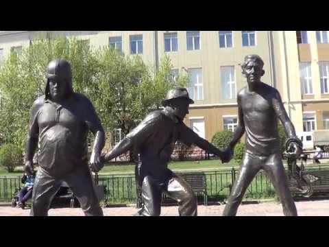 Иркутск.Прогулка по городу.2019 год