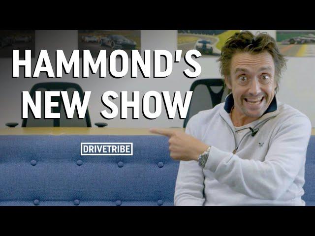 Richard Hammond reveals his new stand-alone Amazon show