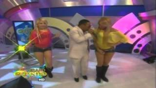 """Yoskar Sarante PRESENTACION """"En Vivo"""" (July 2012) Extremo A Extremo"""