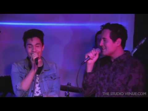 Sam & Casey  Thinking out loud I'm not the only one Live version