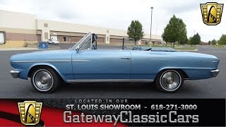 #7075 1964 Rambler American - Gateway Classic Cars of St. Louis