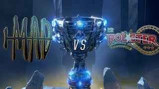 MAD vs KT | Worlds Group Stage Day 3 | MAD Team vs kt Rolster (2018)