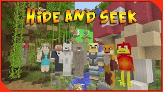 Minecraft Xbox - Hide and Seek - Toadstool