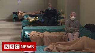 Coronavirus: Europe at the epicentre of the pandemic - BBC News