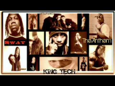 The Anthem---Sway King Tech---RZA--Tech n9ne--Eminem--Xzibit--Pharoahe Monch--Kool G Rap.(HQ)
