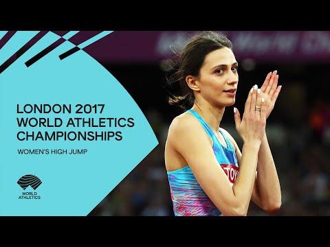 Women's High Jump Final | IAAF World Championships London 2017