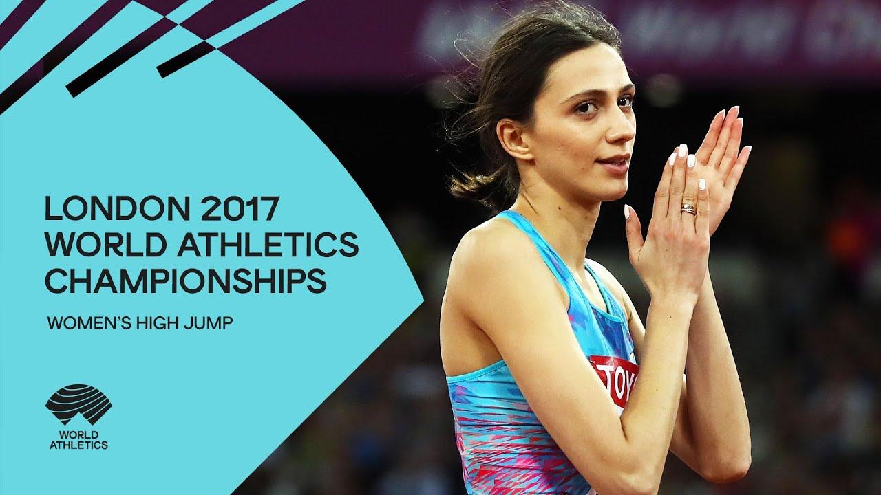 Women S High Jump Final Iaaf World Championships London 2017 Youtube