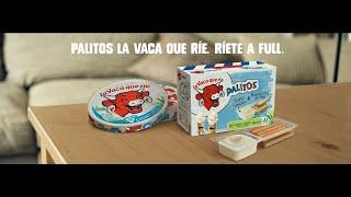 Palitos La Vaca que ríe - Ríete a Full
