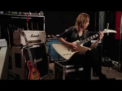 Lzzy Hale Home Studio Interview