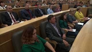 Заседание областной межведомственной комиссии по организации оздоровления несовершеннолетних