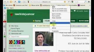Xmarks y FireFox 2: Barra de herramientas de marcadores en Firefox