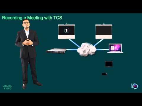 Cisco TelePresence Content Server (TCS) Overview