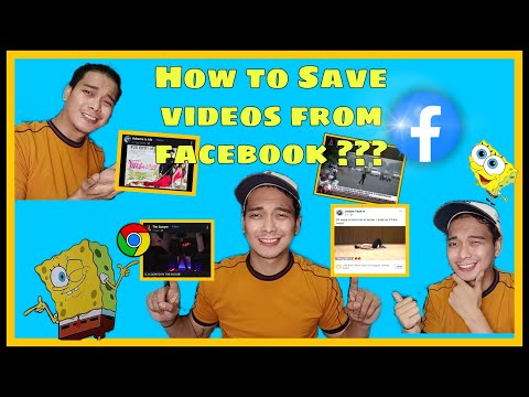 NEW! How to Save a Video from Facebook from YouTube · Duration:  1 minutes 11 seconds