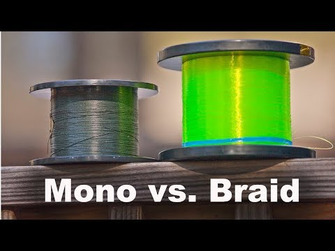 Is Braid Or Monofilament Better