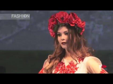 KHURSHED SATTAROV Odessa Fashion Week 2016 by Fashion Channel