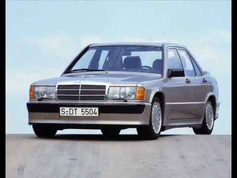 Mercedes-Benz W 201 Series