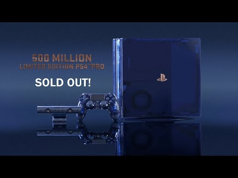 PS4 Pro Limited Edition Bundles Sold Out in 60 Seconds!   PS VR Sales Hit 3 Million! + More!