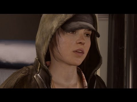 Catch the full 30-minute gameplay demo of Beyond: Two Souls here