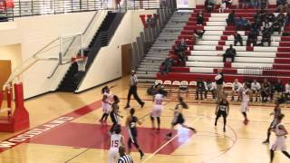 Mary Persons Vs Woodland High School Ladies Wolfpacks 2015
