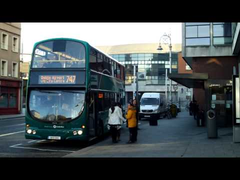 Dublin Airport Bus from City Centre