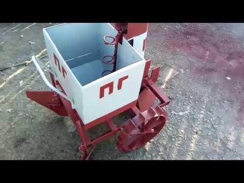 Роторная косилка для минитрактора - технический аспект