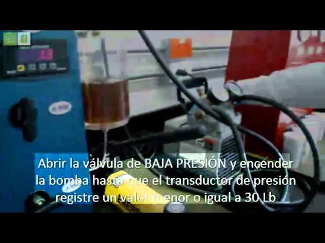 VIDEO PERMEABILIDAD AL GAS