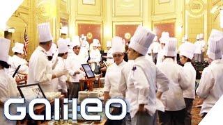 CIA - Die beste Kochschule der Welt | Galileo | ProSieben