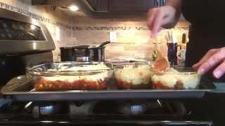 Shepherds Pie With Cauliflower Mash