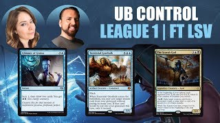 UB Control #1 featuring LSV / Standard / Magic: The Gathering