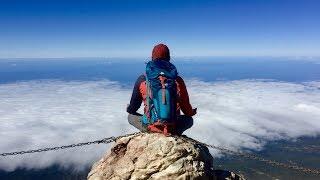 Tenerife - El Teide Vulcano 3718 m - From beach to peak
